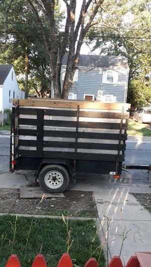 Traila 5x8 for Sale in UNIVERSITY PA, MD