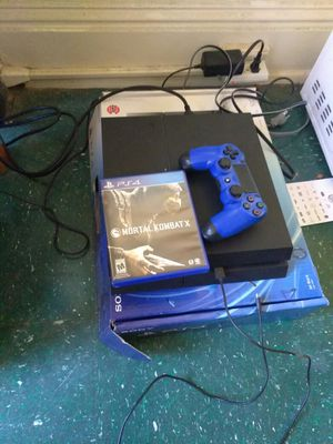 PS4 500 gigs and games for Sale in Columbus, OH