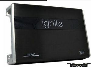 Ignite 1600/ID car audio amp for Sale in Fair Oaks, CA