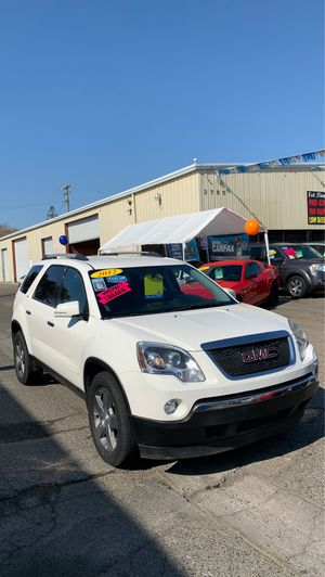 2012 GMC Acadia SLT $999 Down Delivers for Sale in Fresno, CA