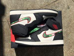 ad836c8d230 Nike Air Jordan 1 Retro High OG SPORTS ILLUSTRATED Authentic for Sale in  Castro Valley