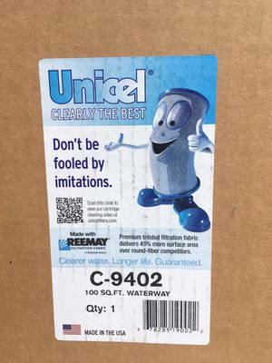 2 Unicel C-9402 pool filters. Brand new. Never used. for Sale in Tampa, FL