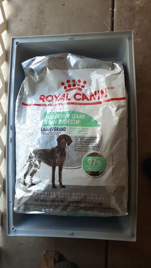 Royal cabin digestive care dog food for Sale in Yucaipa, CA