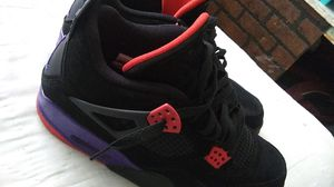 NRG Raptor 4s Air Jordan for Sale in San Angelo, TX