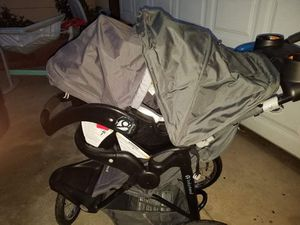 Baby Trend Stroller con carse for Sale in Hacienda Heights, CA
