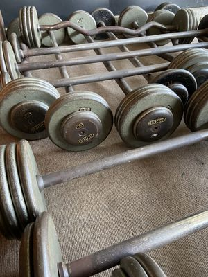 Ivanko straight and curl bars for Sale in Palmdale, CA