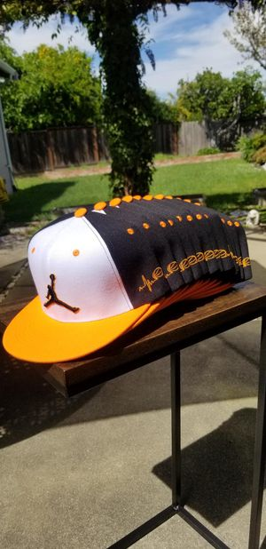 Bay Area Jordan Jumpman Style Snapback Baseball Hats for Sale in Newark, CA