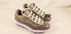 Nike Air Jordan 11 Low Cool Grey XI Mens Golf Shoes Men's Size 7 AQ0963-002 for Sale in Marysville, WA