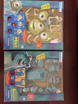 Monsters Inc. Talking Model Kit for Sale in Plano, TX
