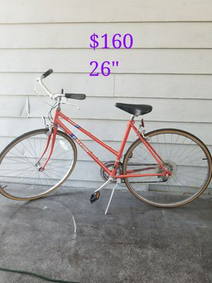 "26"" road bike bicicleta bicycle for Sale in Las Vegas, NV"