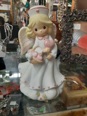 Precious Moments Nurse figurine for Sale in Fresno, CA