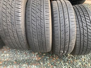 195/55-16 Bridgestone Run Flat tires $80 for Sale in Galt, CA