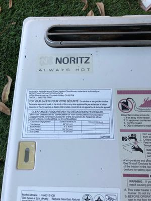 Tankless water heater for Sale in Los Angeles, CA