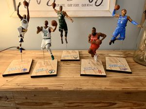 NBA/NFL Mcfarland action figures for Sale in Baltimore, MD