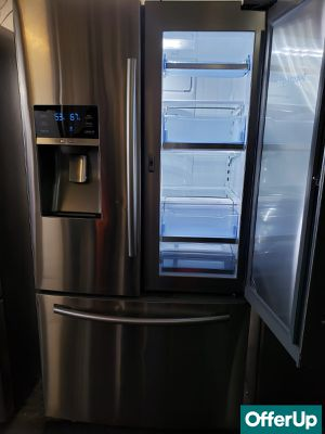 💎💎💎FlexDoor Samsung Refrigerator Fridge Free Delivery #1212💎💎💎 for Sale in Chino, CA
