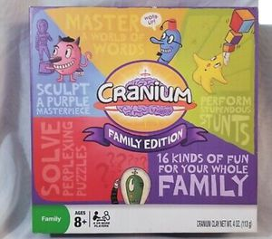 Set of 2 CRANIUM Games for Sale in Kentwood, MI