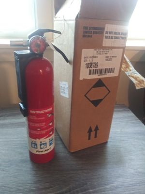FIRE EXTINGUISHER New unused for Sale in New Britain, CT