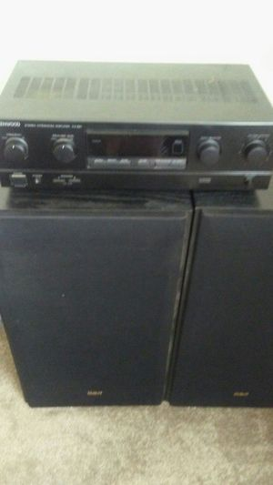 Kenwood stereo integrated amplifier for Sale in Tacoma, WA