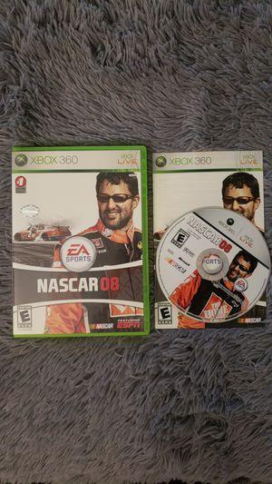 NASCAR 08; Xbox 360 Game for Sale in Sterling, VA