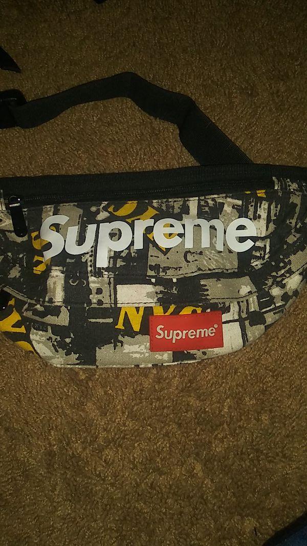 Superme fannypack