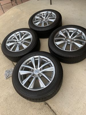 Rims and tires for Sale in Irving, TX