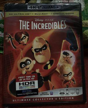 4k Incredibles NIB for Sale in Orlando, FL