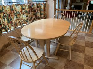 Kitchen table & chairs for Sale in Ashburn, VA