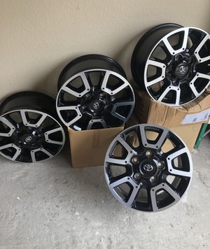 Toyota Tundra Sequoia TRD rims wheels oem for Sale in Kissimmee, FL