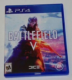 Battle Field V - PlayStation 4 Game for Sale in Dayton, TN