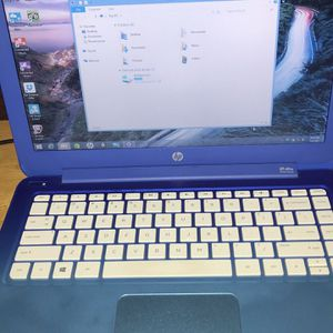 HP Stream Notebook PC 13 (Blue) for Sale in Rancho Cucamonga, CA
