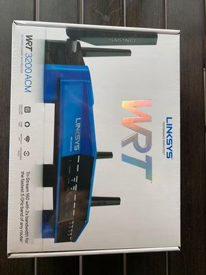 Linksys WRT 3200 ACM router/switch NEW for Sale in McKinney, TX