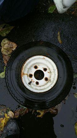 Spare trailer wheel 18.5x8.5-8 for Sale in Seattle,  WA
