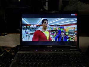 Toshiba Satellite A665-S6100X Gray Intel Core i7 Laptop HDMI, USB VGA 4GB 500GB for Sale in Forestville, MD