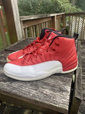 Jordan 12 gym red size 13 for Sale in Westchester, IL