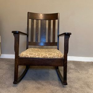 Antique Rocking Chair for Sale in Aurora, CO