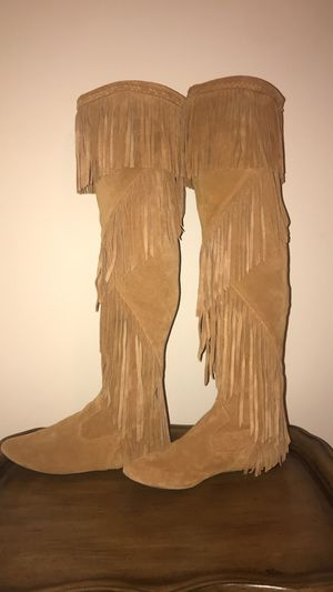 Sam Edelman over the knee boots for Sale in Walled Lake, MI