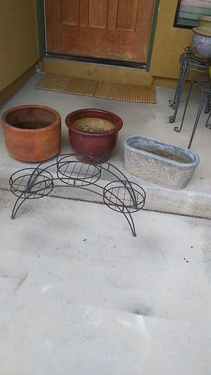 Plant stand for Sale in Las Vegas, NV