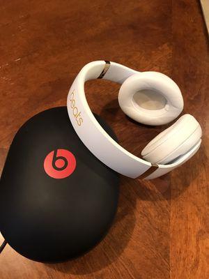 Beats Studio 3 wireless white headphones for Sale in Waddell, AZ