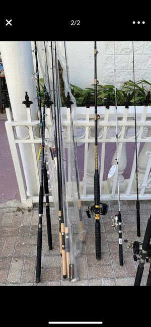 FISHING GEAR for Sale in Madeira Beach, FL