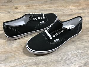 Vans Authentic Lo Pro Black Size 10 for Sale in Stuart, FL