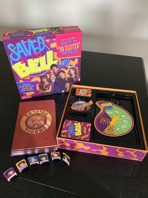 """""""Saved By The Bell"""" Board Game (Like New) for Sale in Houston, TX"""