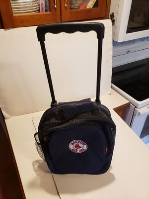 Red Sox childs travel bag w wheels/handle for Sale in Chelmsford, MA