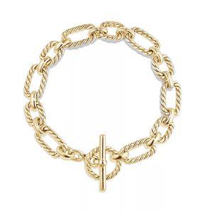 Gold chain link bracelet for Sale in Savannah, GA