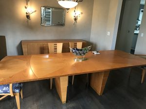 Dining room set beautiful for Sale in Mundelein, IL