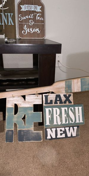 Home decor for Sale in Hesperia, CA