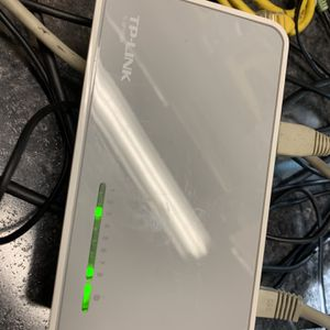 8 Port Desktop Networking Switch for Sale in Cary, NC