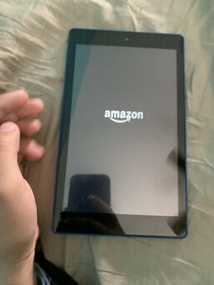 Amazon Kindle Fire HD 8 16 GB with Alexa for Sale in Anaheim, CA