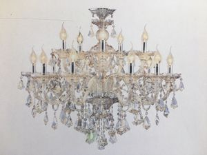 Crystal 15 Lights CHANDELIER for Sale in Los Angeles, CA