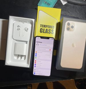 (Gold) iPhone 11 Pro Max  for Sale in Ulster, PA