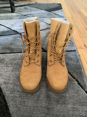 Women timberlands size 7.5 for Sale in Jackson Township, NJ